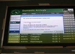 Из-за чего бывают задержки в аэропортах?