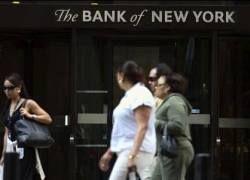 Bank of New York потерял данные о 12,5 млн клиентов