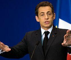 За время конфликта на Кавказе рейтинг Саркози взлетел