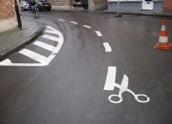 Исскуство для пешеходов