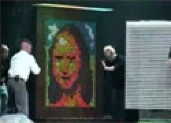Мона Лиза за 80 наносекунд