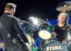 Metallica презентует новый альбом на радио