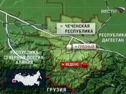 Из-за взрыва в воинской части в Чечне 1 человек погиб