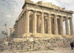 Золотой венок обнаружен археологами в Греции