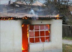 Осетинские ополченцы грабили и сжигали дома грузин?