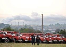 Взрывы на складе боеприпасов в Лозовой прекратились