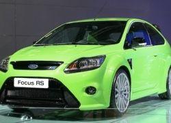 Самый быстрый Ford Focus будут продавать в России