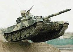 В Индии будут выпускать российские танки Т-90С