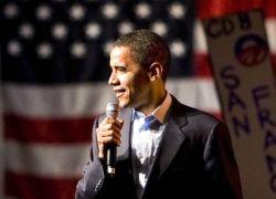 Речь Обамы побила телевизионные рейтинги