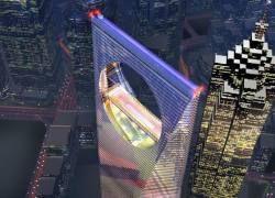 В Шанхае открылся высочайший в материковом Китае небоскреб