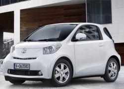 Серийную Toyota iQ представят в Париже