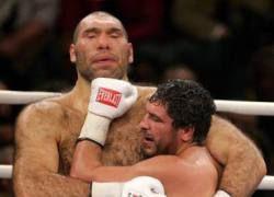 Руслан Чагаев не признал победу Валуева над Руисом