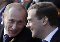 Россия Путина-Медведева: кто в доме хозяин?