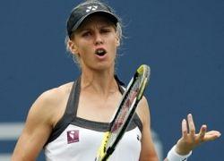 Елена Дементьева вышла в четвертьфинал US Open