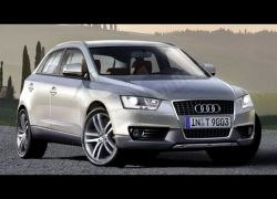 Audi дополнит линейку SUV кроссоверами Q3 и Q1