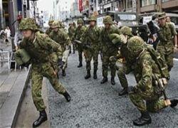 Японцы сыграли в землетрясение
