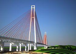 Мост на остров Русский достроят только к марту 2012 года