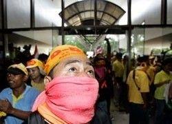 Напряженная ситуация в Таиланде идет на спад