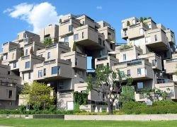 Habitat 67 — жилой комплекс в Монреале