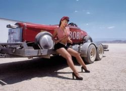 Автомобили в стиле Hot Rod