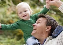 Ученые назвали плюсы отцовского воспитания