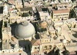 Храму Гроба Господня грозит обрушение