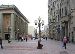 """Вокруг \""""золотого кольца Москвы\"""" появится единая пешеходная зона"""