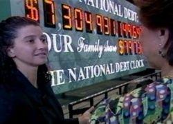 На «Долговых часах» США уже не хватает цифр