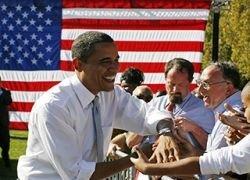 """Расистский \""""эффект Брэдли\"""" может помешать Бараку Обаме"""
