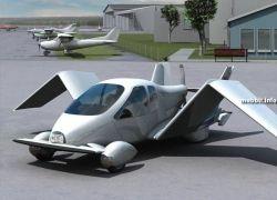 Terrafugia Transition – автомобиль и самолет в одном