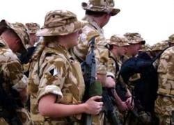 Британское министерство обороны потеряло данные о военных
