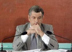 Ющенко играет с огнем?
