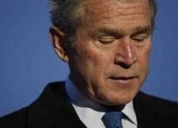 Кризис потопил ценности Буша?