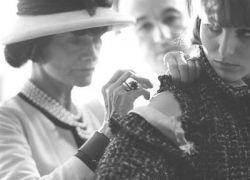 Опубликованы неизвестные снимки Коко Шанель