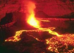 Лабораторный вулкан поможет предсказать извержения настоящих