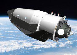 Пилотируемый космический корабль может появиться в РФ к 2015 году