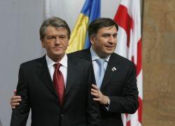 """Генсек НАТО: \""""Пока рано приглашать Украину и Грузию в альянс\"""""""