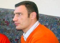 Букмекеры считают Кличко фаворитом в бою с Сэмюэлом Питером
