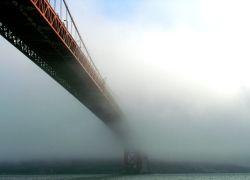"""Мост \""""Золотые ворота\"""" оградят сетью от самоубийц"""