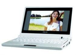 Компания Asustek представит первый Eee PC с сенсорным экраном