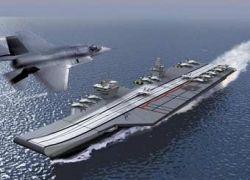 Россия в ближайшие 2 года начнет строить авианосцы