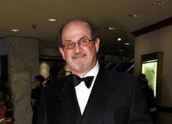 Писатель Салман Рушди получил премию Джеймса Джойса