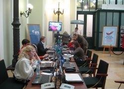 В Новомосковске проходит эксперимент по голосованию через интернет