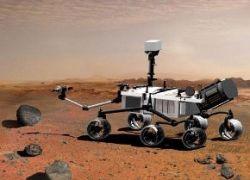 Отправка марсохода Mars Science Laboratory запланирована 2009 год