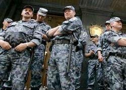 Украинский спецназ вмешался в политический кризис