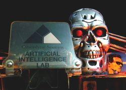 В Британии пройдет конкурс на лучший искусственный интеллект