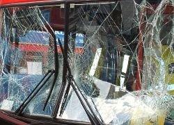 В Монголии перевернулся автобус с россиянами