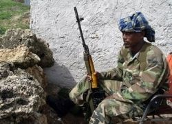 Пираты отбили атаку армии Сомали