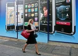 iPhone становится популярной платформой для рекламы