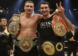 Виталий Кличко - снова чемпион мира по версии WBC